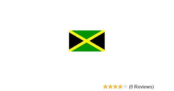240cm x 150cm Jamaican Flag Banner Jamaica Giant 8ft x 5ft