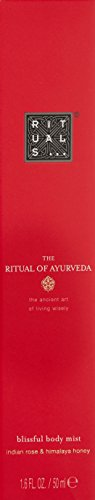 Rituals Rituals the ritual of ayurveda body mist bett und körperspray 50 ml