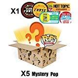 Funko POP! Mystery 6 Pack incluye 1 edición limitada aleatoria, exclusiva o figura de Chase