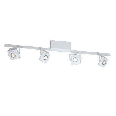 Podium 579043181 Milano LED Spot weiß 4x7,5W 230V I von Hans Raum GmbH auf Lampenhans.de