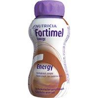 FORTIMEL Energy Schokoladengeschmack 6400 ml Flüssigkeit