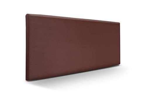 SUENOSZZZ - Oferta !!! Cabecero Liso Juvenil (Cama90) 100x57 cms. Color Chocolate