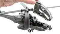 Scale Apache Hubschrauber Blade Micro - 6