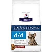 Hill's Prescription Diet Feline DD SECCO KG 1.5 PER GATTO