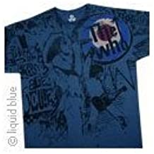 T-Shirt The Who - Who Are You - Homme - Medium - Import Direct USA