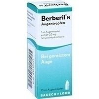 Berberil N 10 ml