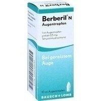 Berberil N Augentropfen, 10 ml