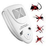 KEZIO Haus Schädlingsbekämpfung Ultraschall Schädlingsbekämpfer Elektronische Schädlingsbekämpfung Abweisend Maus Bug Mosquito Roach Killer