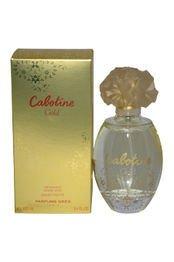 Parfums Gres Profumo Cabotine Gold, da donna, 100 ml EDT Spray