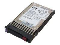 HPE Ersatzteil 72GB Festplatte SAS 6.4cm 2.5Zoll refurbished moeglich Option 375861-B21 (S) - 10k Festplatte