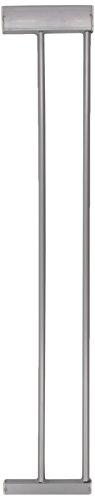 Preisvergleich Produktbild Hauck 596968 Verlängerung für Türschutzgitter Safety Gate 14 cm, silver