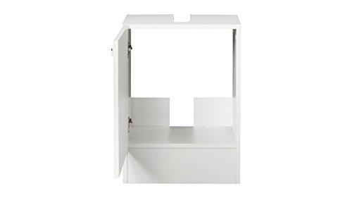 modern und praktisch der waschbeckenunterschrank como von kesper 40 cm breit. Black Bedroom Furniture Sets. Home Design Ideas