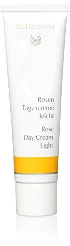 Dr. Hauschka Rosen Tagescreme Leicht unisex, reichhaltige Gesichtspflege, 30 ml, 1er Pack (1 x 48 g)