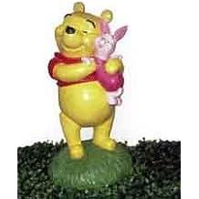 S.L. - Figura decorativa winnie & piglet 39 cms