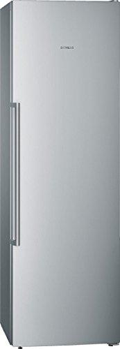 Siemens GS36NAI40 iQ500 Gefrierschrank / A+++ / 186 cm Höhe / 156 kWh/Jahr / 237 L Gefrierteil / Super Freezing