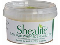 250 Grams Organic Unrefined Shea Butter for Conditioning Sensitive and Dry Skin Baby Skin Salve (Pannolino Butter)