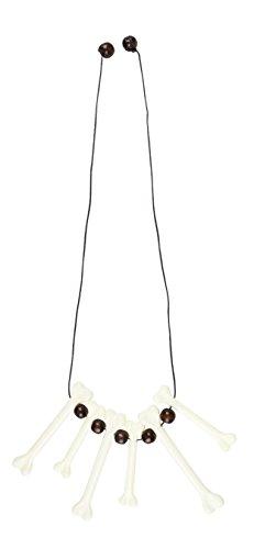 Boland 64478 Halskette Knochen, One Size