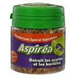 Aspirea - Desodorisant aspirateur Litsee-Orange Pot 60g