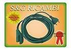 Oem Systems Câble vert pour aspirateur Folletto Kobold 135