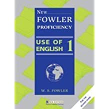 New Fowler Use of English 1: Student's Book by W.S. Fowler (2001-08-01)