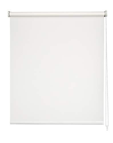 Easydeco - Estor Enrollable Daylight Translúcido (Blanco, 90_x_250_cm)