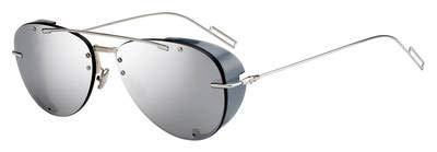 Sonnenbrillen Dior DIOR CHROMA 1 PALLADIUM/GREY SILVER Herrenbrillen