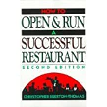 How to Open and Run a Successful Restaurant, 2nd Edition