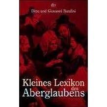 Kleines Lexikon des Aberglaubens: Originalausgabe
