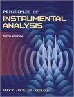 Principles of Instrumental Analysis, 5th Edition 5th by Skoog, Douglas A., Holler, F. James, Nieman, Timothy A. (1997) Hardcover
