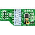 Price comparison product image MikroElektronika Ltd DAC Board