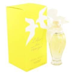 L'air Du Temps Eau De Parfum Spray with Bird Cap By Nina Ricci -