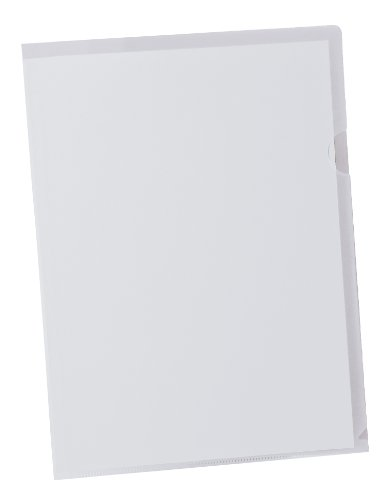 Pendaflex Copy Safe Project Pockets, Letter Size, Ice Color, 10 Per Pack (99849)