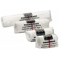 Premier tipo 1 conforme Stretch Retention Bandages, 10 cm x