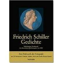 Friedrich von Schiller: Sämtliche Gedichte