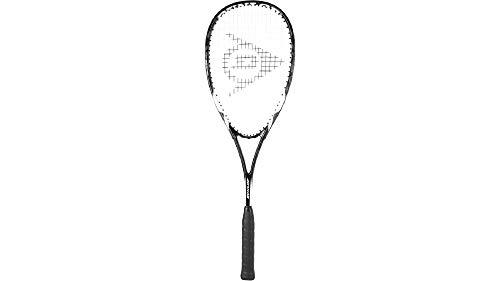 DUNLOP Damen Squash Racket Blaze Tour 2.0 HQ Schwarz/Weiß, One Size