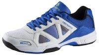 tecnotubi Opro TE Chaussures de Court V Jr. weiss/ blue/ schwarz