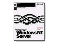 MS Win NT 4.0 Sv.+ SP4 CD + 5 Cl. / Server + 5 Clients