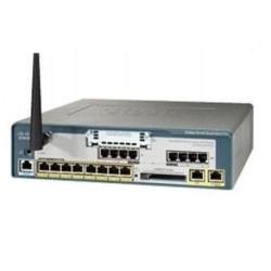 Cisco Unified Communications VoIP-Gateway ( 8 User, 4 FXO ports, WiFi, VIC slot) (Fxo-port)