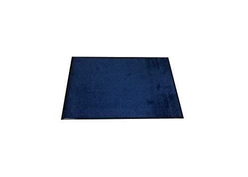Teppichwahl Fußmatte Canandaigua 80 x 120 cm Braun (blau)