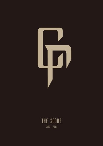 "Official Band Score coldrain / THE SCORE 2007-2013qTHE REVELATION ""O'ê't-@‰ðàDVD•tr"