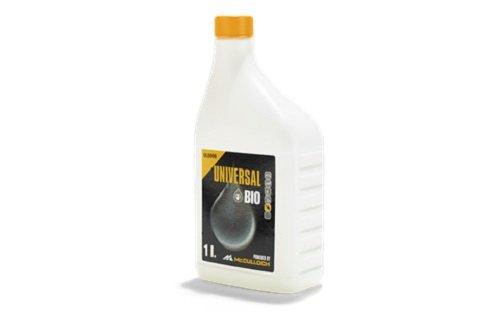McCulloch 00057-76.164.08 Aceite de cadena (Bio) 1,0L, Standard