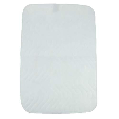 Fenteer Inkontinenzauflage Inkontinenzunterlage Nässe Schutz Wasserdicht Kranken Matratzen Auflage Mehrfach Auflage - L