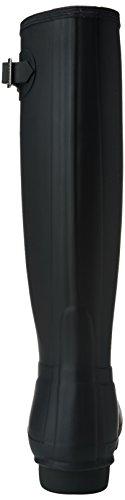 Hunter Original Tall, Bottes Femme Noir