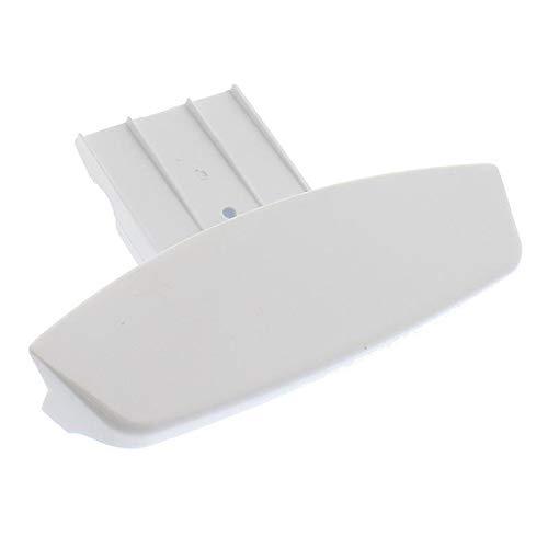 Poignée de porte : Hotpoint CE numéro de pièce remplace c00113820 Ariston Ale, AMXXL, comme, AVXXL Series, Hotpoint WD, WF, VTD Series Sèche-linge, Rondelle Sèche-linge Poignée de porte : Véritable