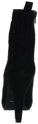 Sofie Schnoor high heel suede boot S129C, Bottes femme Noir black