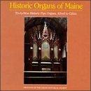 Historic Organs of Maine/Vario [Import USA]