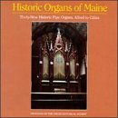 Historic Organs of Maine/Vario [Import USA]
