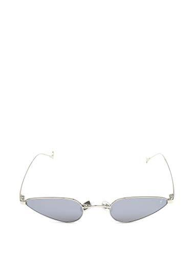 Eyepetizer luxury fashion donna veruschkac17f argento occhiali da sole | autunno inverno 19