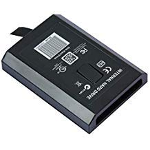 Interne Festplatte für Xbox360 E Xbox 360 Slim Spielekonsole, 250 g (Interne Festplatte Slim 360 Xbox)