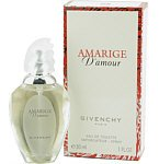 AUTHENTIC FRAGRANCE BY GIVENCHY IN ORIGINAL MANUFACTURER'S PACKAGING AMARIGE D'AMOUR Perfume. EAU DE TOILETTE SPRAY 3. 3 oz / 100 ml By Givenchy - Womens  available at amazon for Rs.25239